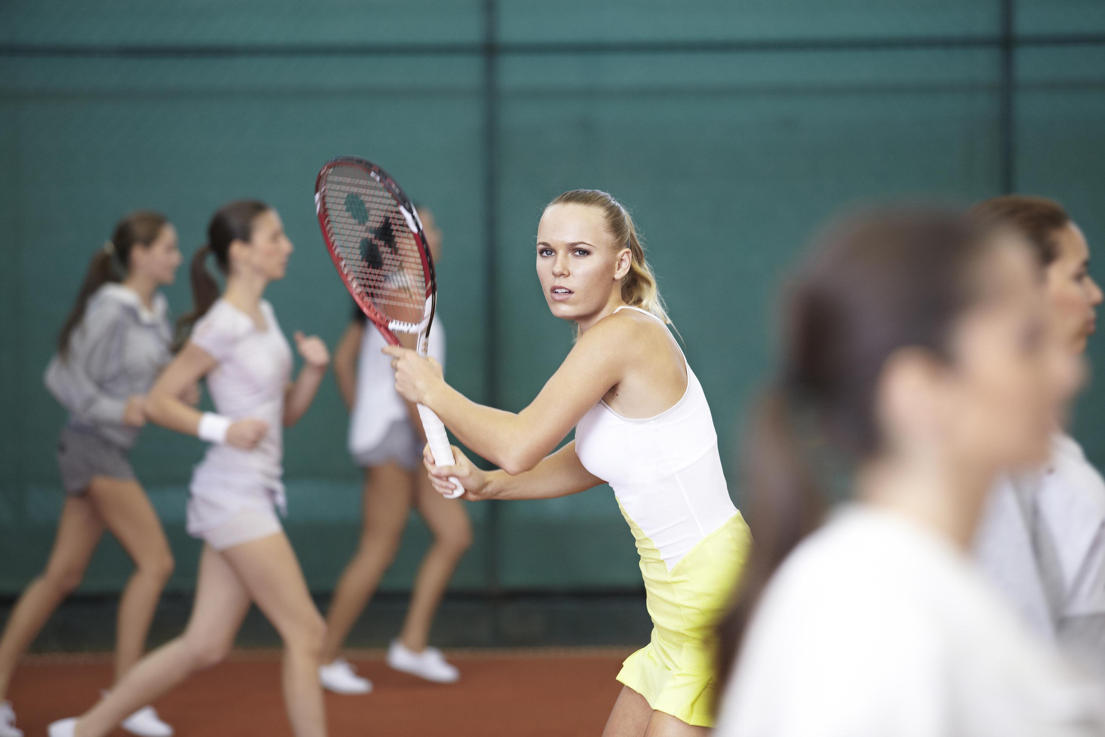 adidas tennis barricade by Stella McCartney - Caroline Wozniacki