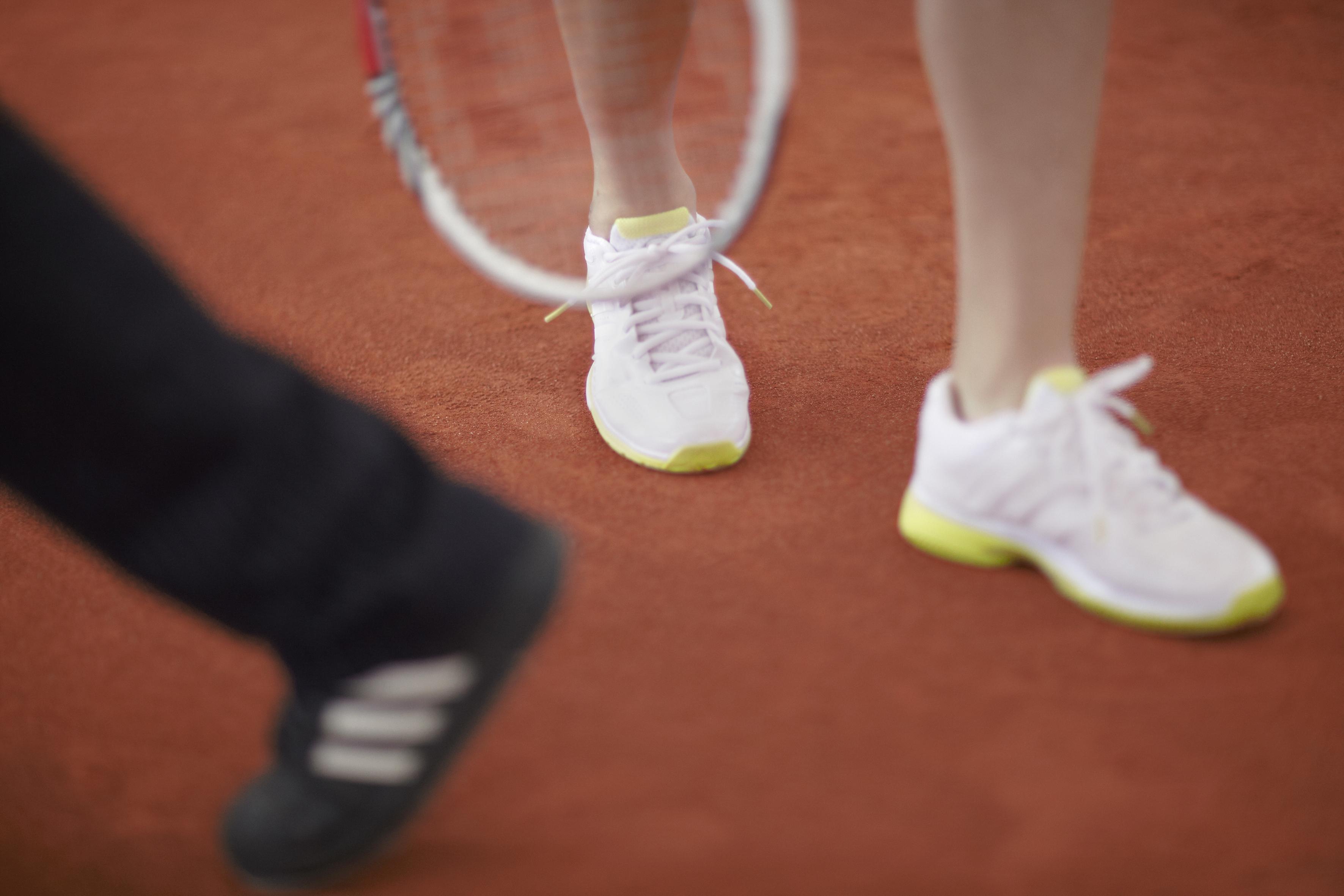 adidas tennis barricade by Stella McCartney - Shoes