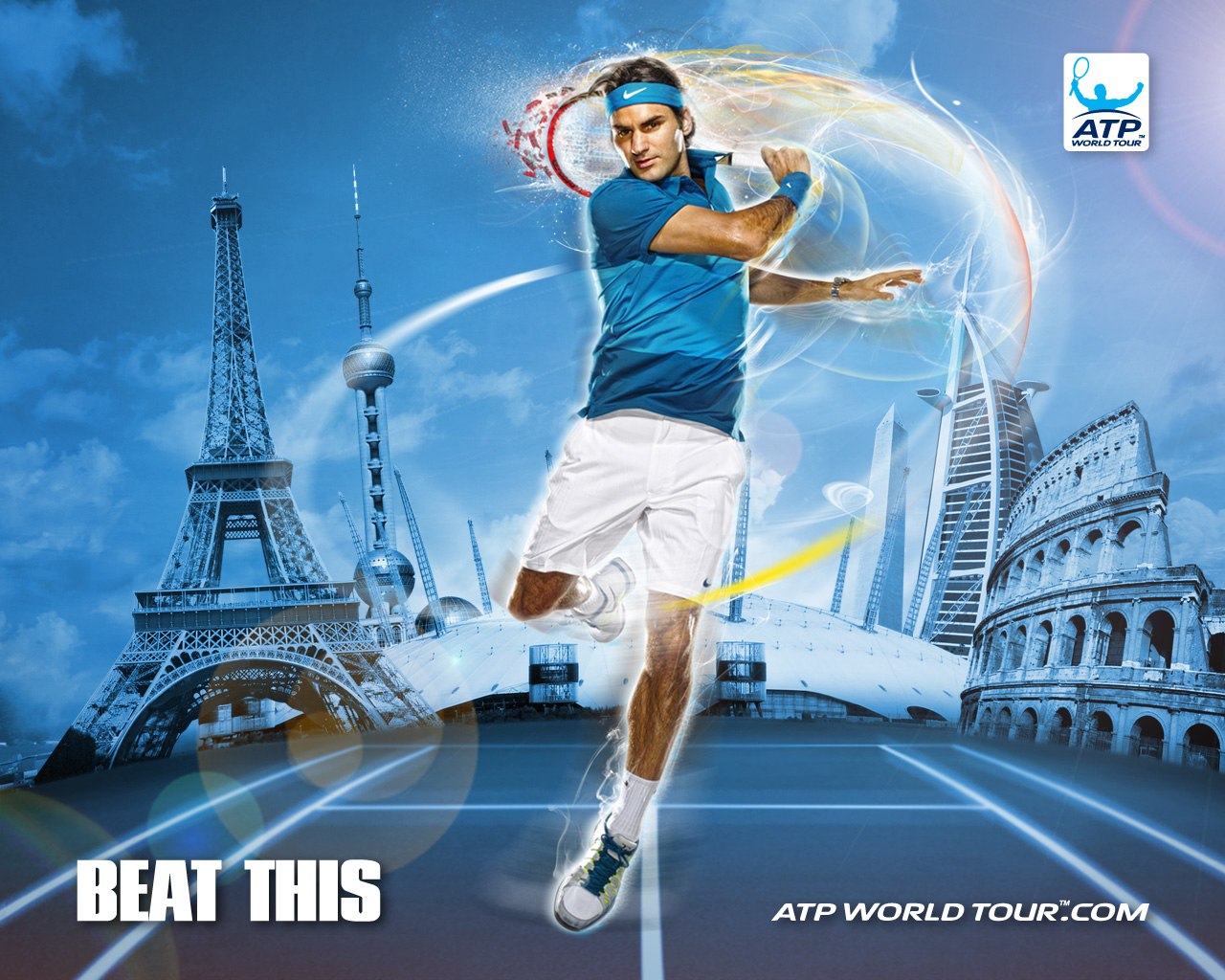 ATP Beat This_Federer