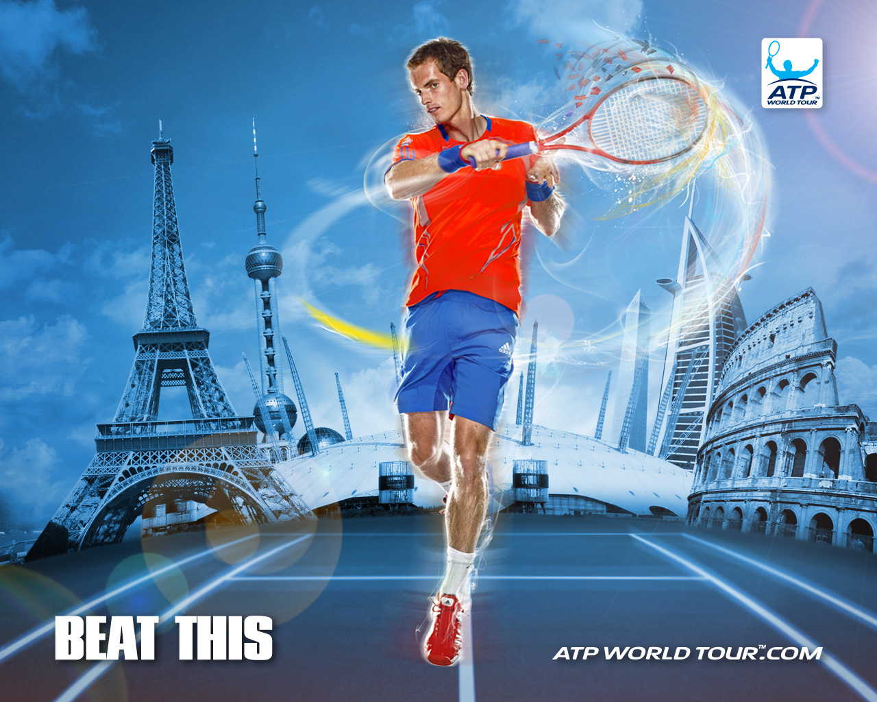 ATP Beat This_Murray