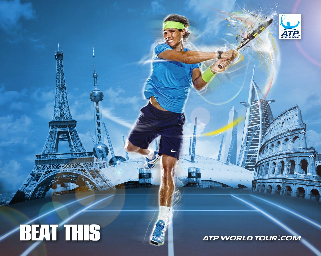 ATP Beat This_Nadal