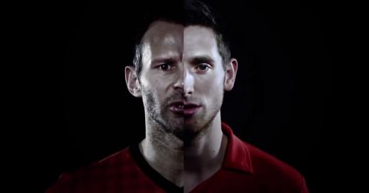 Chevrolet DrivenBy Manchester United Liverpool_GiggsvAllen