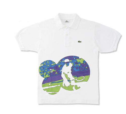 LIMITED EDITION 80 CUSTOM POLO KITS - Number 1 - TRIBUTE TO RENE - Polo