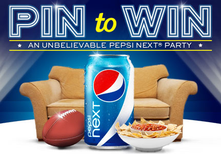 pepsi pin to win