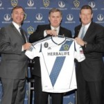 Herbalife prolonge avec les Los Angeles Galaxy