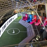 Nike inaugure son Nike Football Stadium