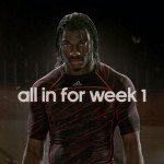 adidas et Robert Griffin III – Blow Up
