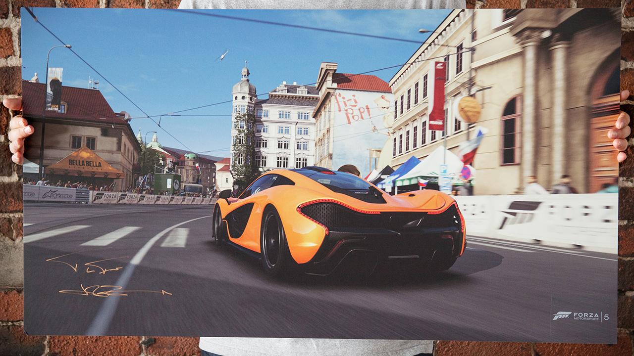 Filmspeed Forza Motorsport 5