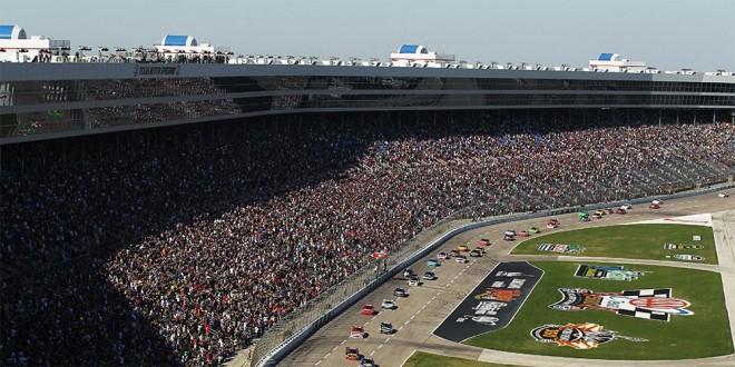 NASCAR - Texas Motor Speedway