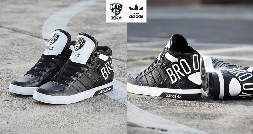 Adidas Originals Et Foot Lancent Nets Collection Locker Brooklyn La Yb6y7gf