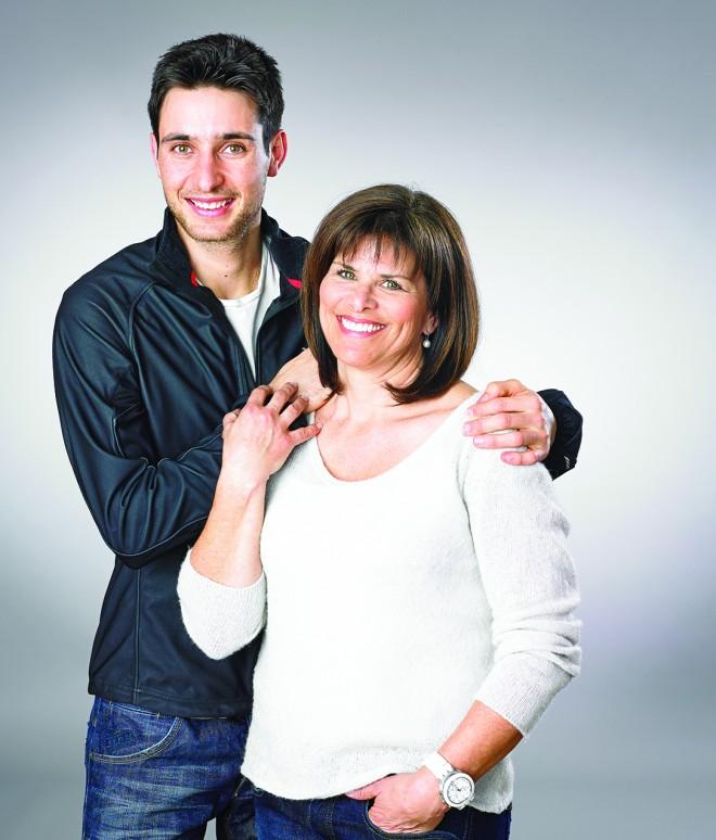 Jason Lamy-Chappuis & Annette Lamy-Chappuis