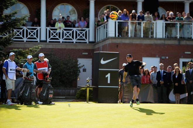 Nike Ordem Ball - Rooney & Rory