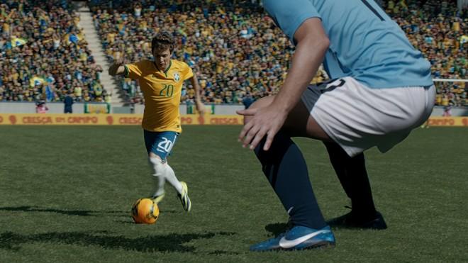 Ose être Brésilien - Bernard