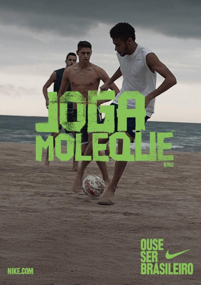 Ose être Brésilien - Poster - Neymar
