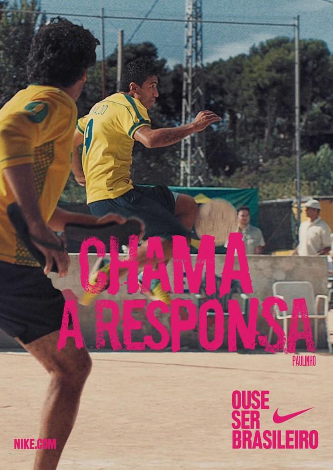 Ose être Brésilien - Poster - Paulinho