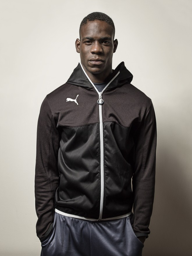 Mario Balotelli, Milan, Italy for PUMA