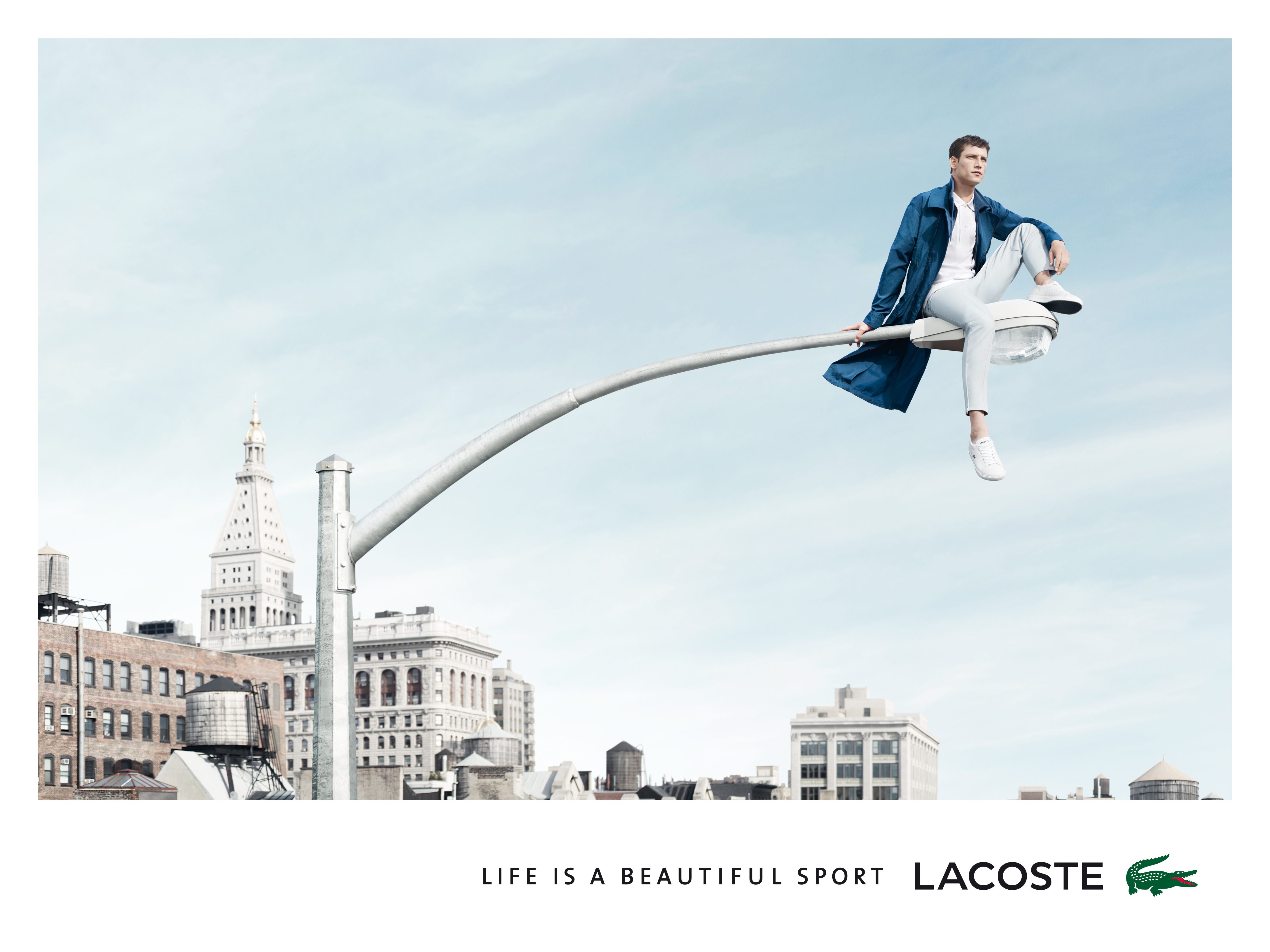 A SportLa Beautiful Is Campagne De Publicitaire Life Nouvelle 7yfbY6g
