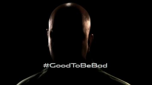 Jaguar - #GoodToBeBad - Ben Kingsley