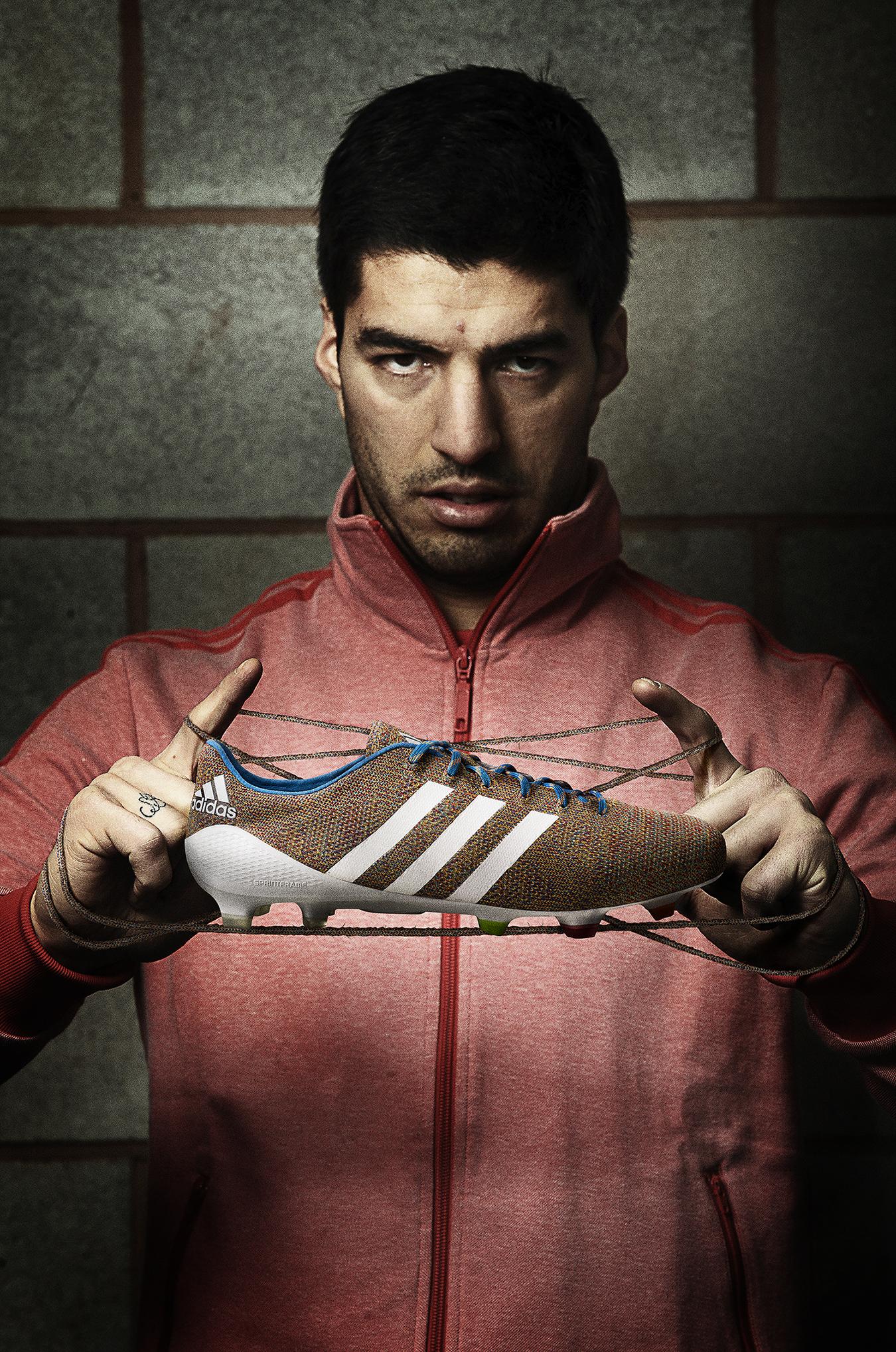 adidas Samba primeknit - Luis Suarez 4