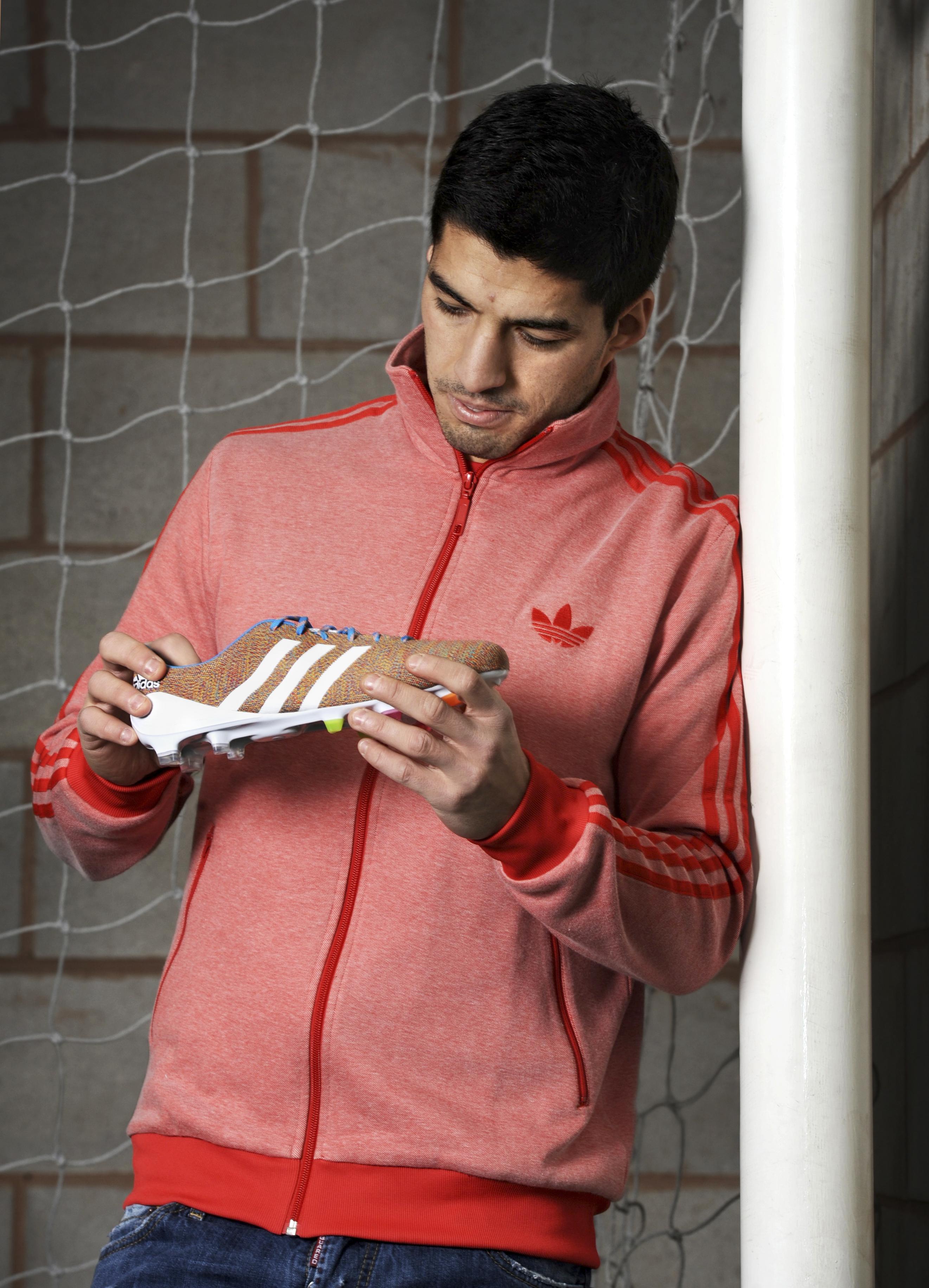 adidas Samba Primeknit - Luis Suarez 2