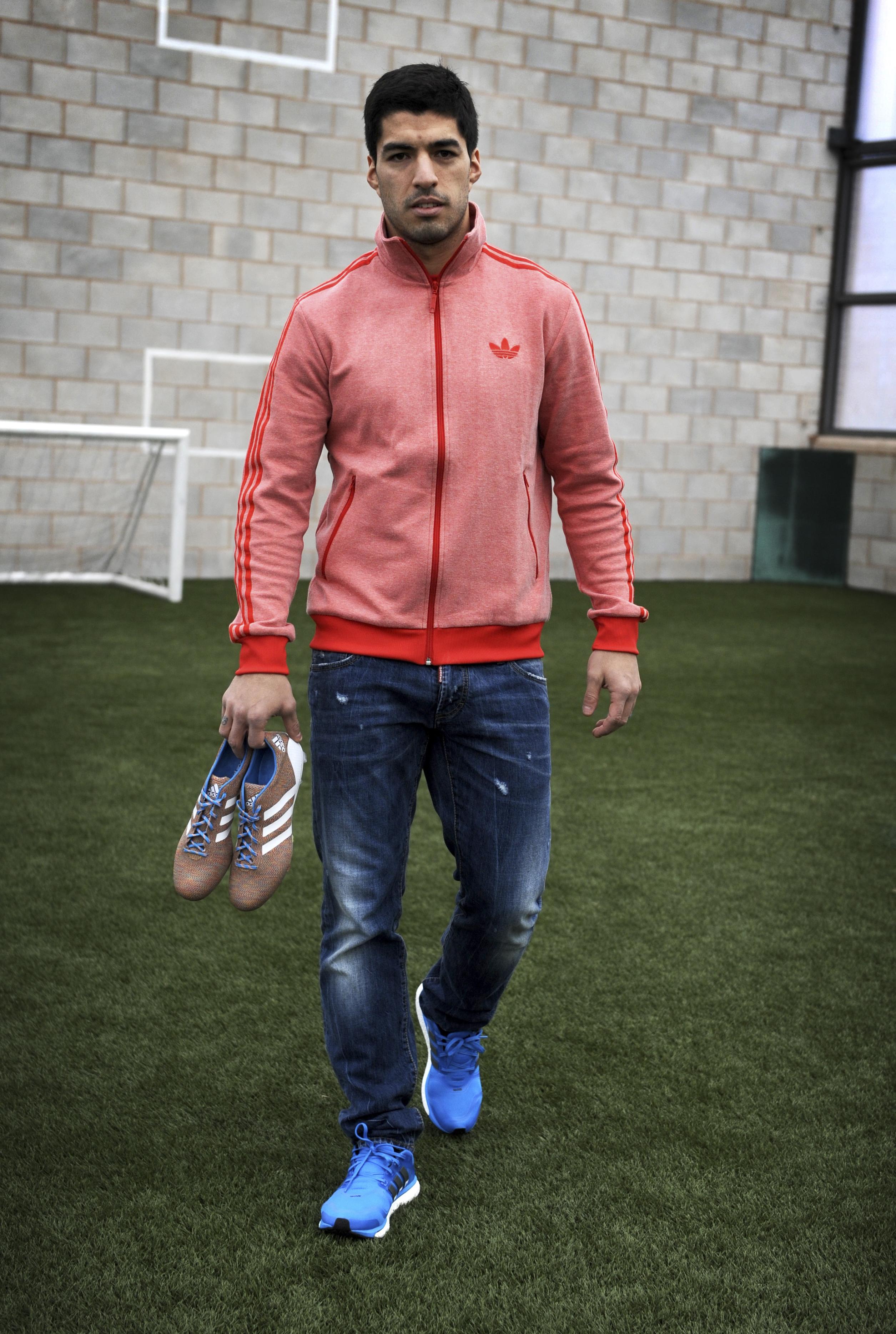 adidas Samba Primeknit - Luis Suarez 1
