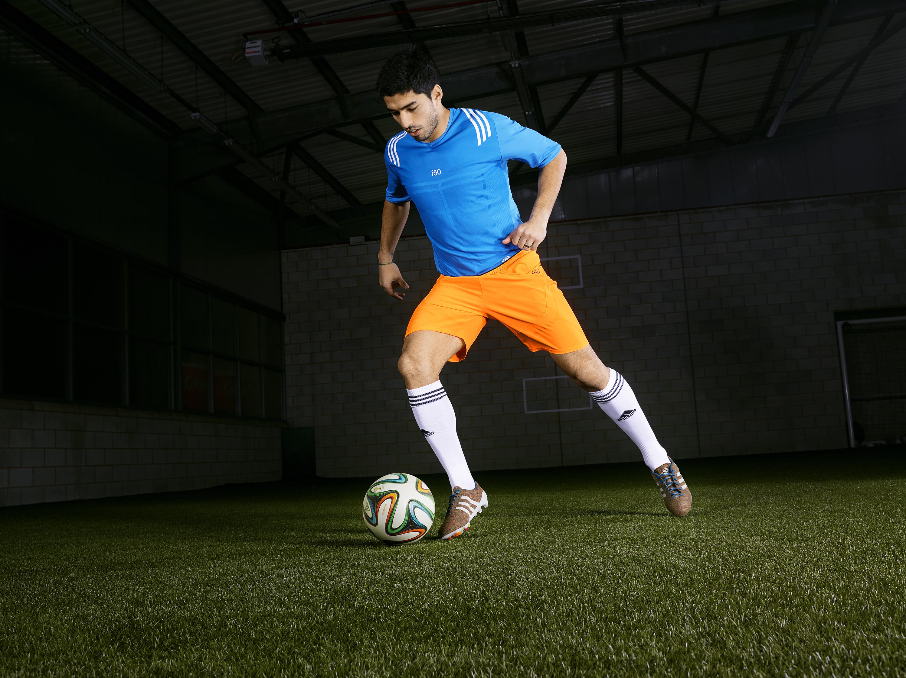 adidas Samba Primeknit - Luis Suarez 3