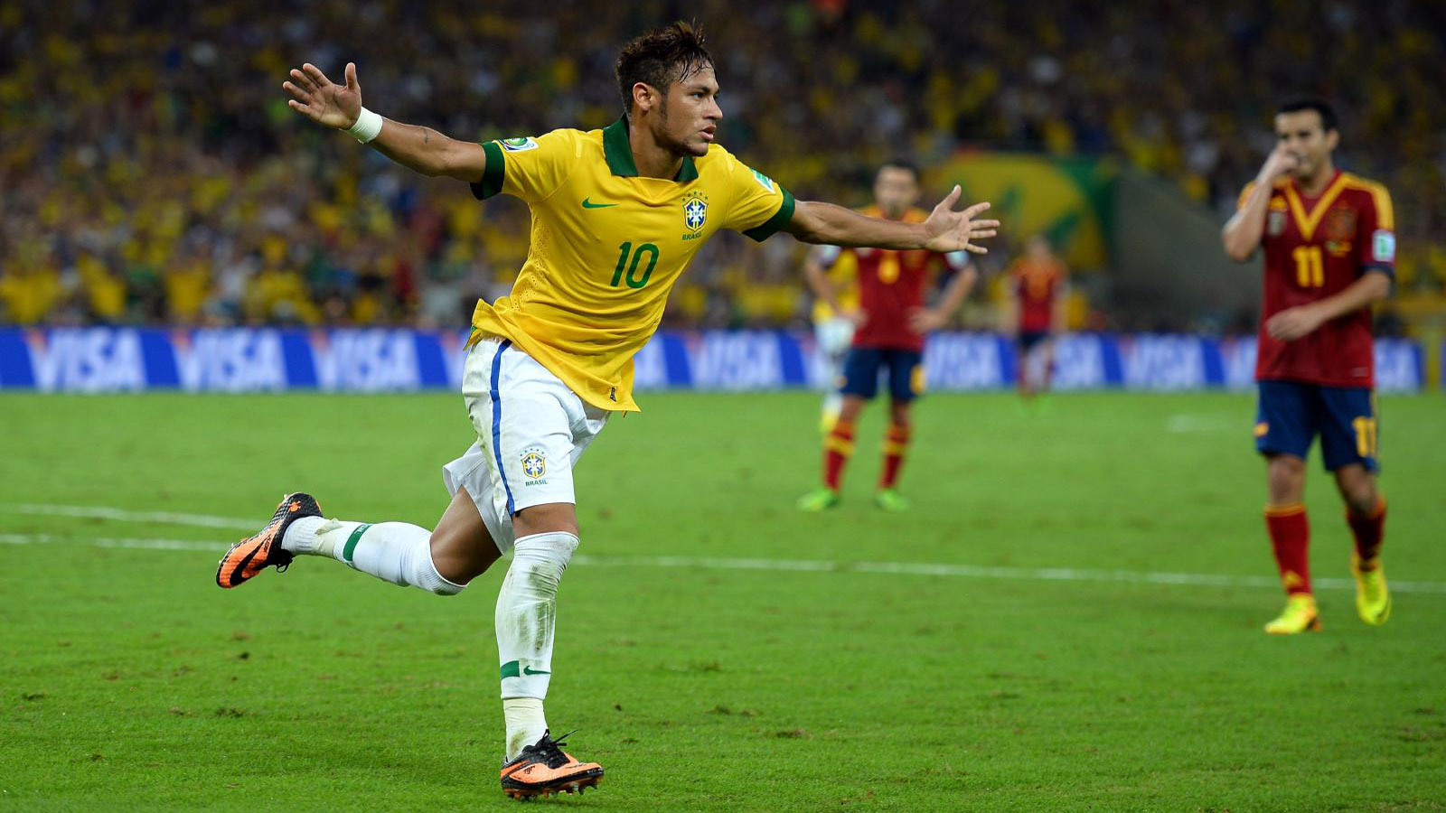 brazil neymar wallpaper 2014 - photo #7