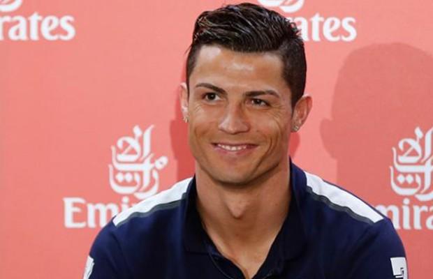 Cristiano ronaldo nouvel ambassadeur emirates pour la coupe du monde - Coupe christiano ronaldo ...