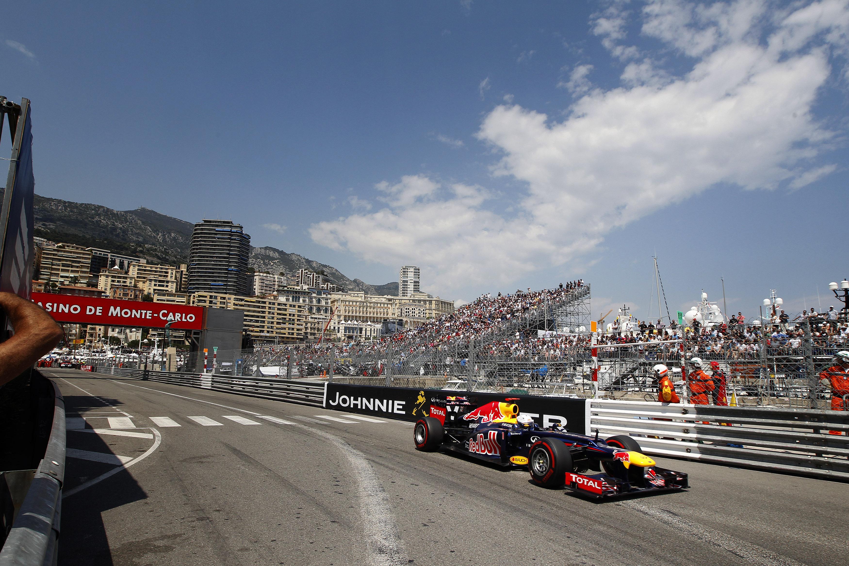 F1 - MONACO GRAND PRIX 2012