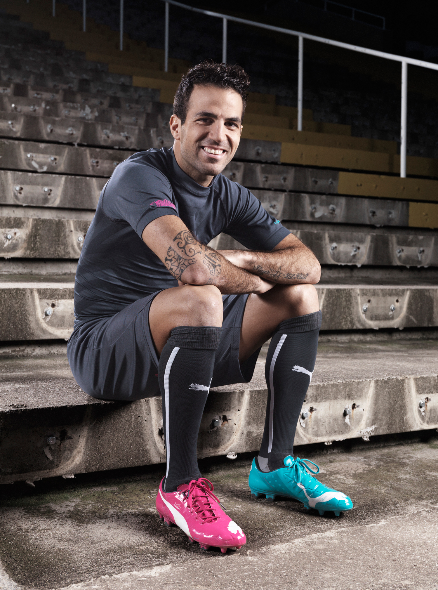 Cesc-Fabregas-wears-PUMA-evoPOWER-Tricks-6_reduced