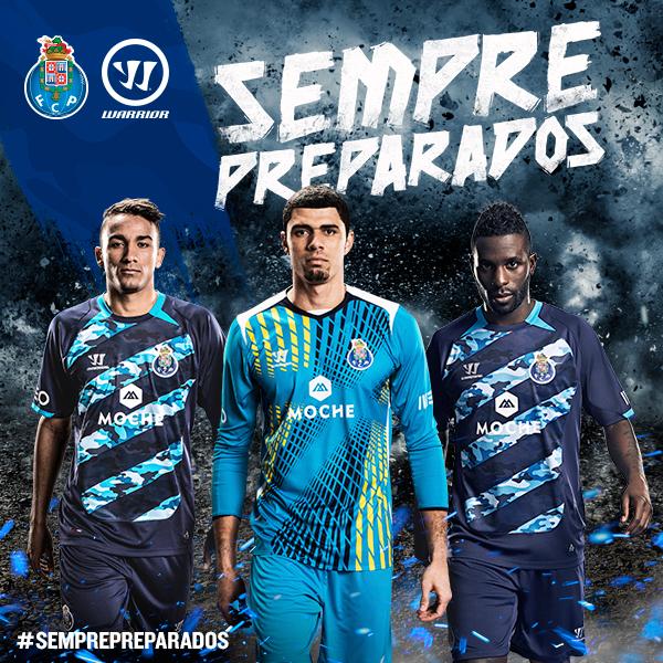 FC Porto - Away Sempre Preparados