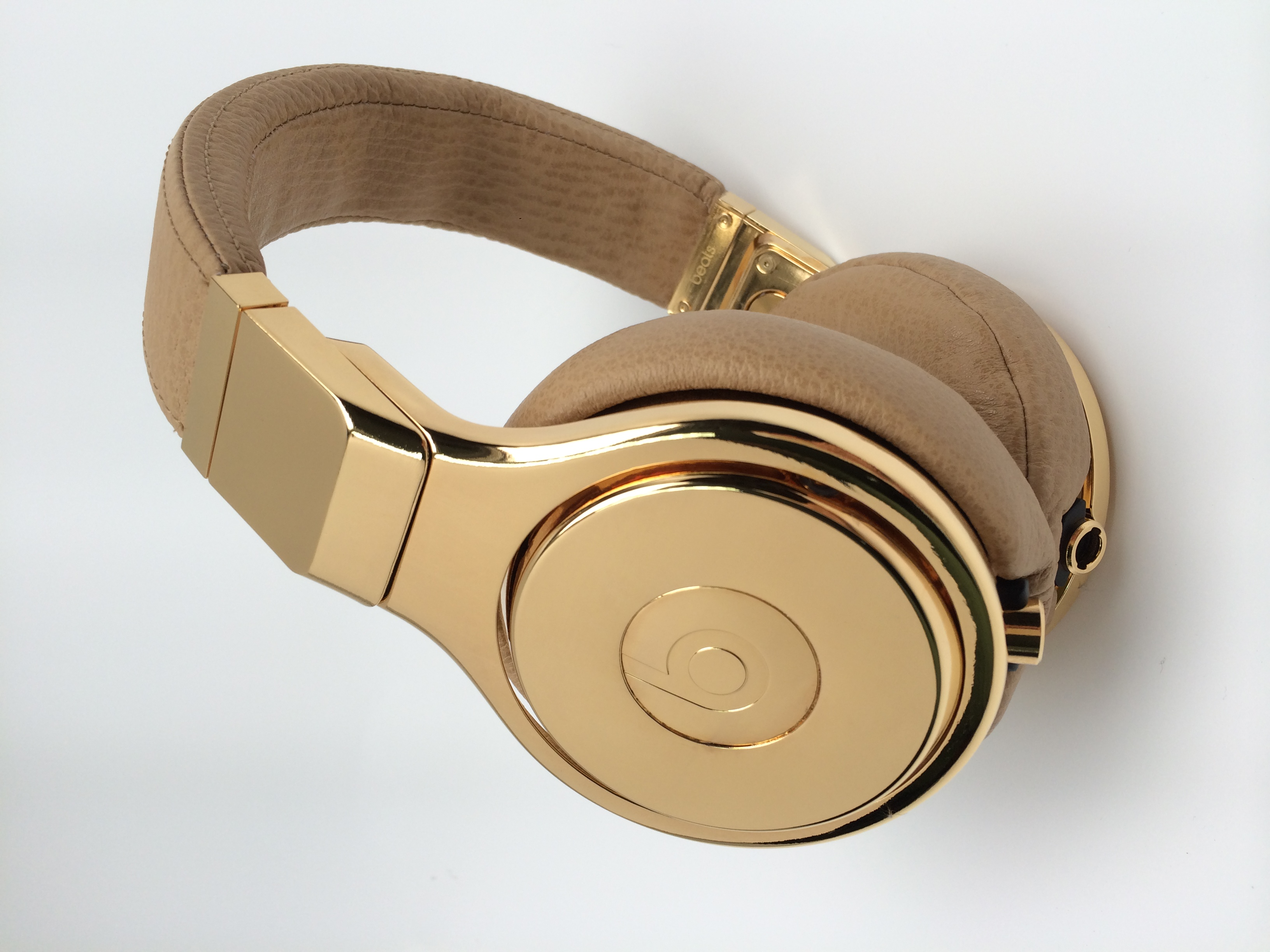 Beats 24c Gold Pros 5