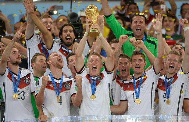 Nouveau record de tweets pour la finale de la coupe du monde - Algerie allemagne coupe du monde 2014 ...