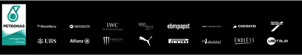 mercedes benz sponsor list