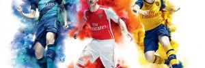 PUMA dévoile les nouveaux maillots d'Arsenal pour la saison 2014-2015
