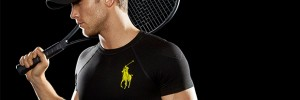 Ralph Lauren lance le Polo Tech à l'US Open