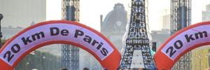 Bio c'Bon partenaire des 20KM de Paris