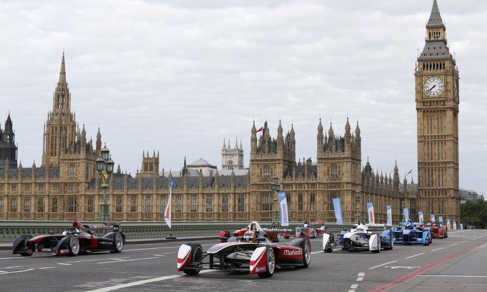 Formule-E-Londres