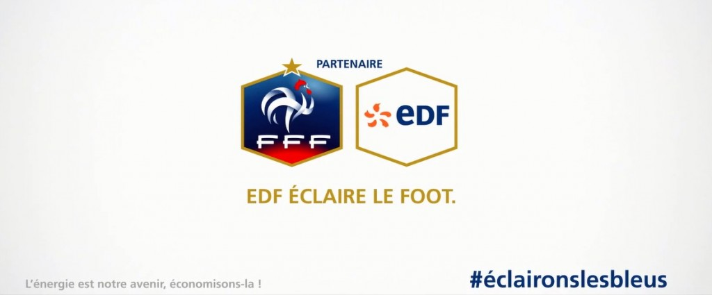 Edf Active Son Partenariat Avec L Equipe De France