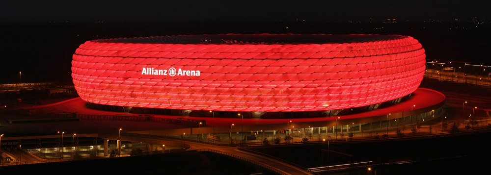 allianz arena real madrid