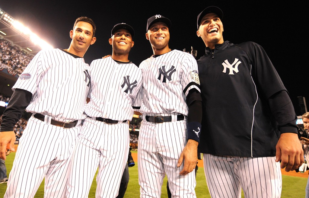 FILE: Jorge Posada Expected To Announce Retirement