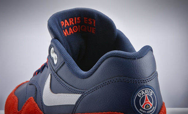 Nike Air Max iD x PSG, deuxième édition – Sports Marketing