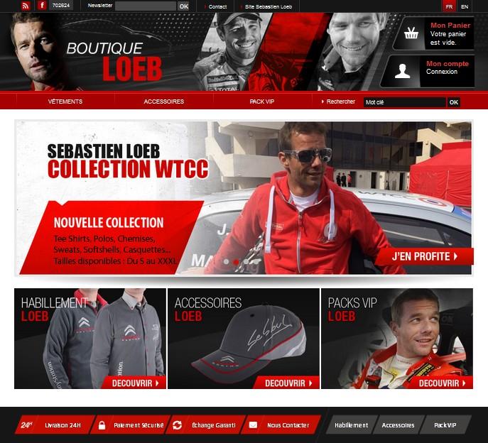 site ecommerce loeb