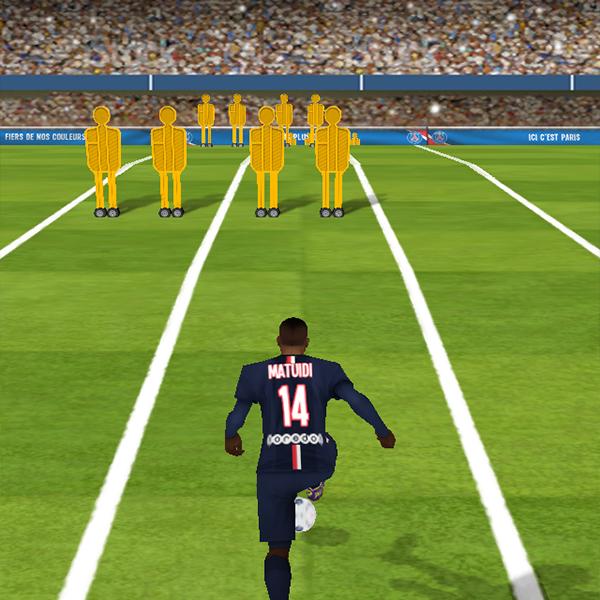Rushin' Paris - Paris Saint-Germain 2