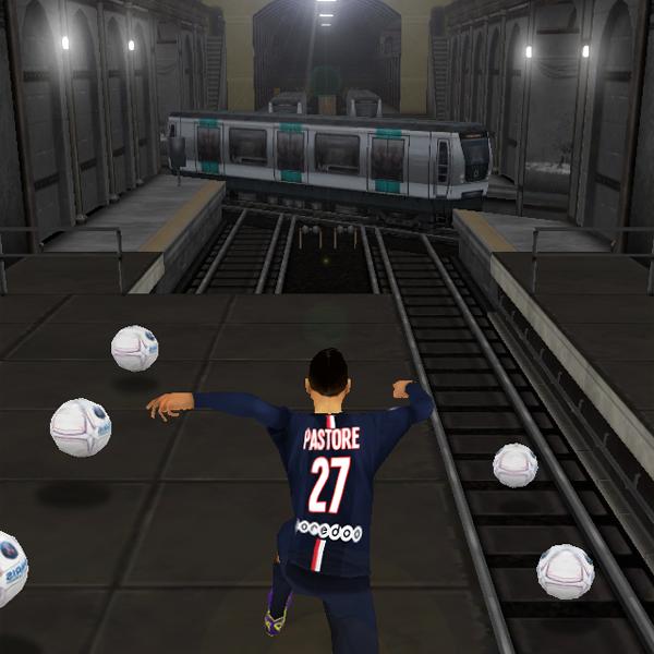 Rushin' Paris - Paris Saint-Germain 3