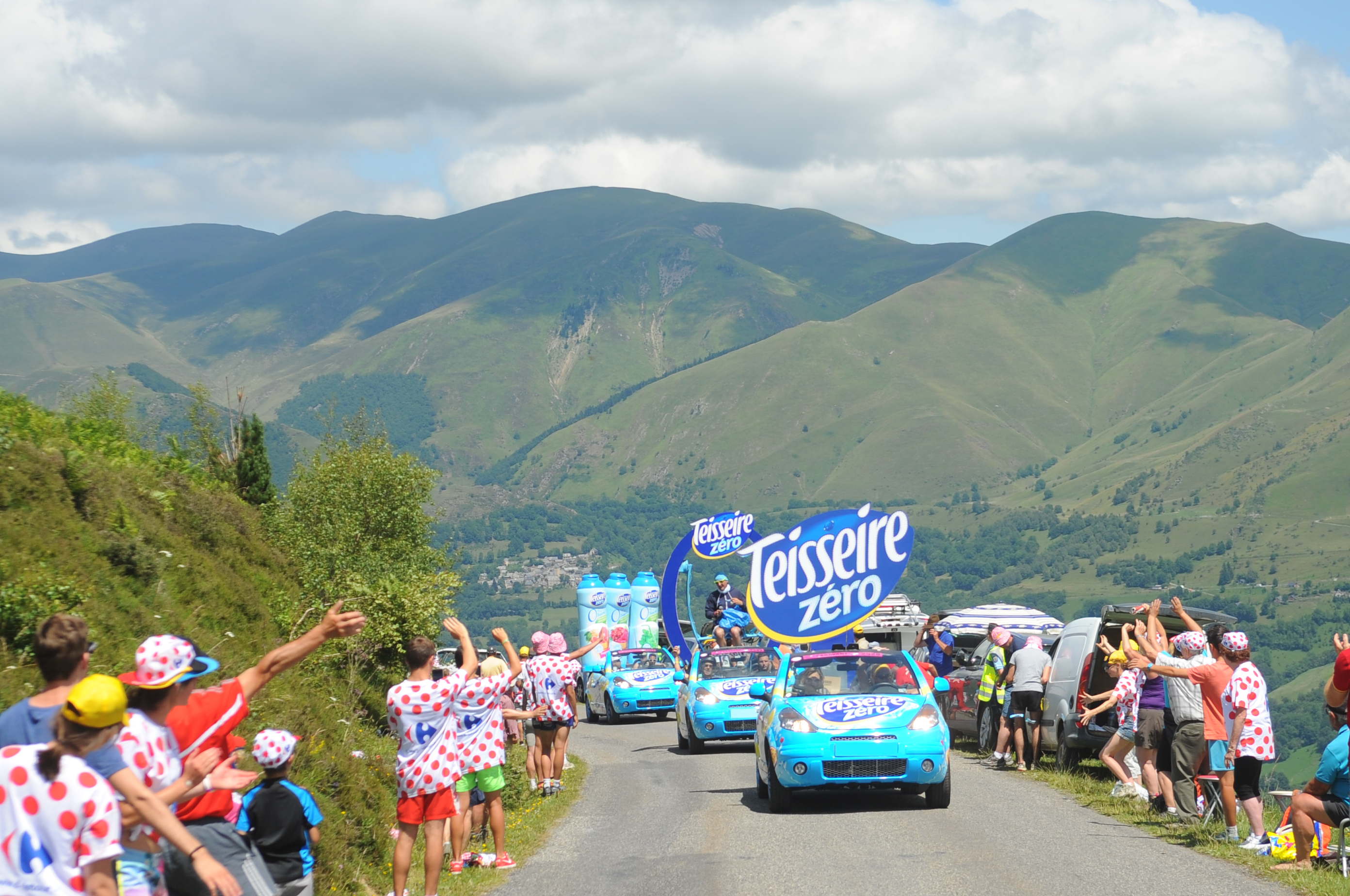 Tour de France 2014 - Etape 17 - Saint-Gaudens / Saint-Lary-Soulan Pla d'Adet - 23/07/2014