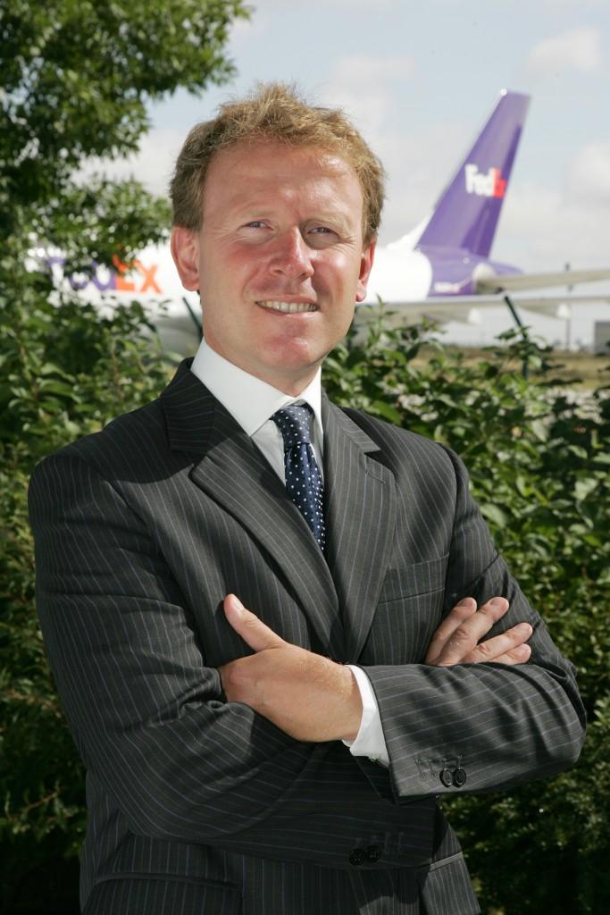 Tim Horton Mastin, Directeur general Ventes FedEx Express