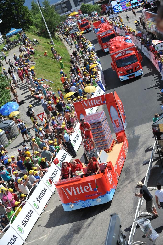 Tour de France 2014 - Etape 13 - Saint-Etienne / Chamrousse