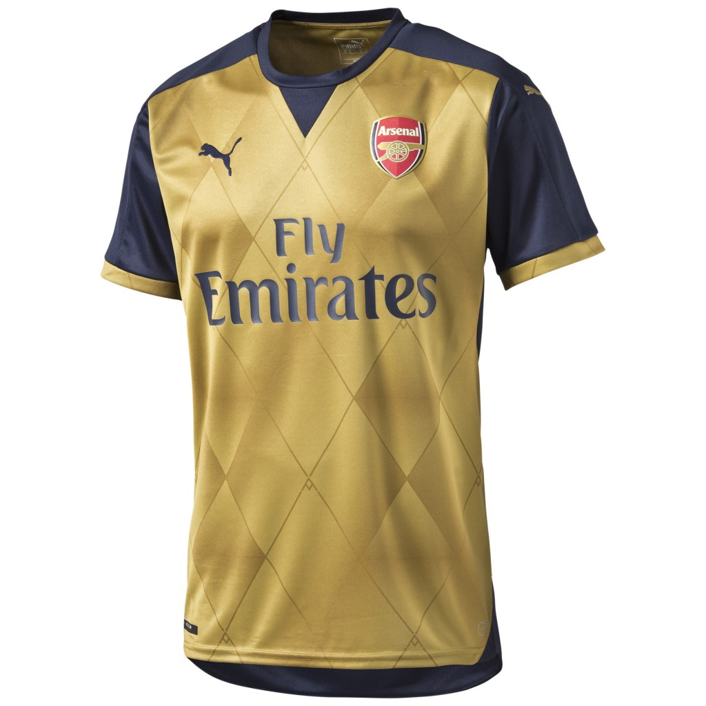 PUMA 2015-16 Arsenal Away Replica Shirt_747568_08