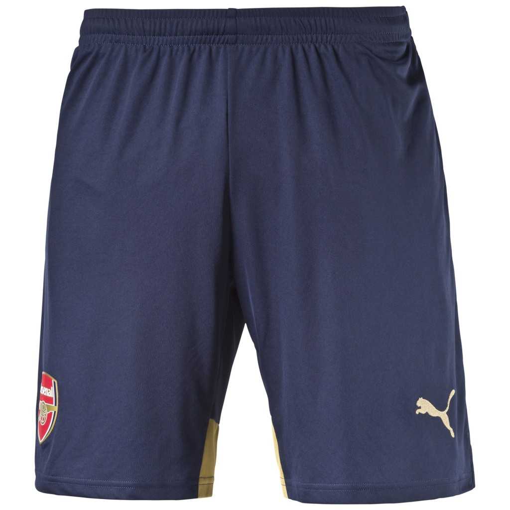 PUMA 2015-16 Arsenal Away Replica Shorts_747572_08